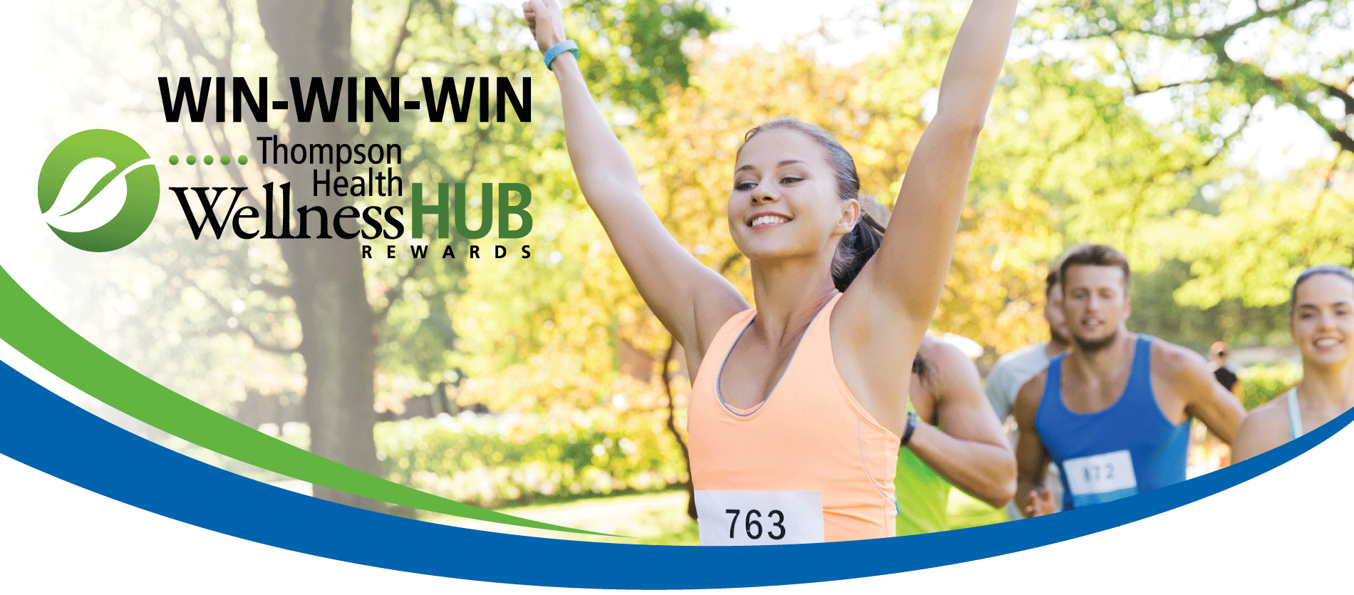 ThompsonHealth Wellness hub Merchants Rewards program